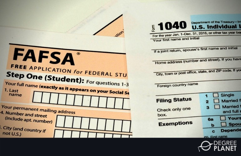 Financial Aid for Bachelors in Accounting Online