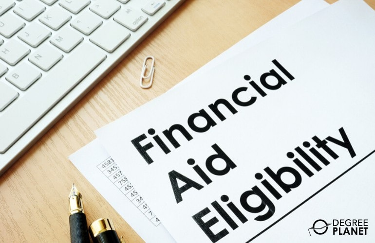 Financial aid for human services students