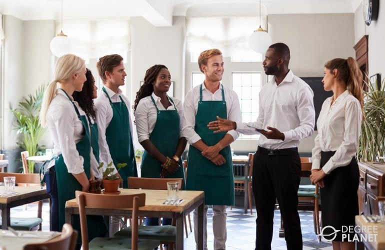 Associates Degrees in Hospitality Management