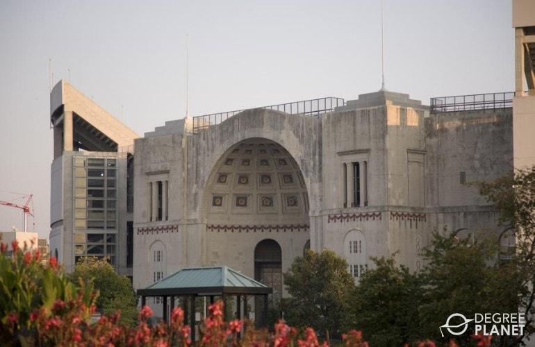Ohio State University (Columbus) campus