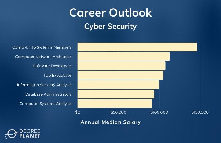 Cyber Security Careers & Salaries