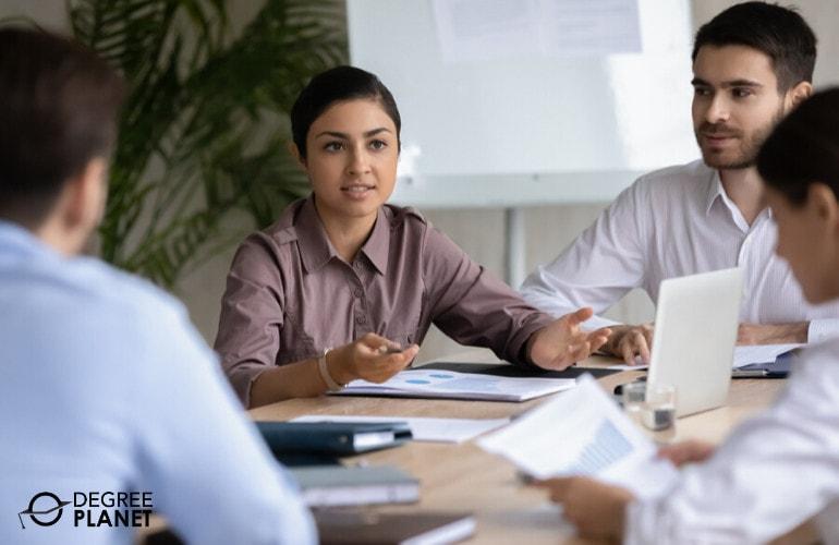 Management Specialist meeting