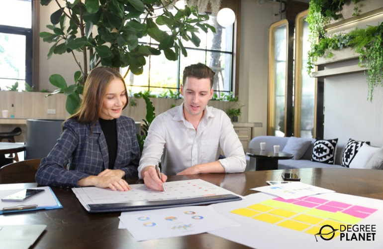 Urban Planners in office