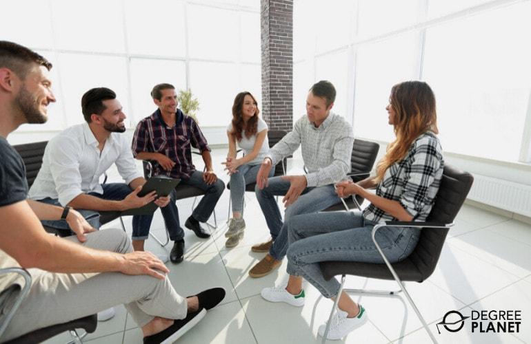 Mental Health Counselors meeting