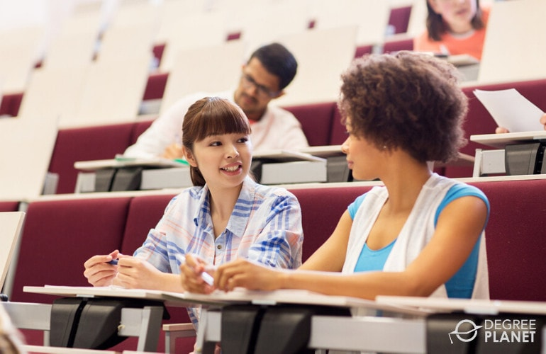 counseling degree students