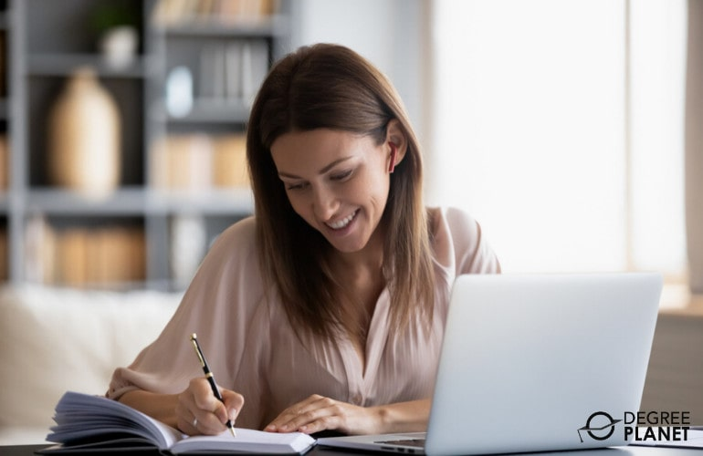 Masters in English Online