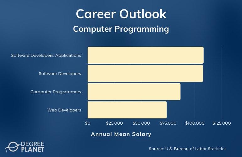 Associates Degree in Computer Programming Salary