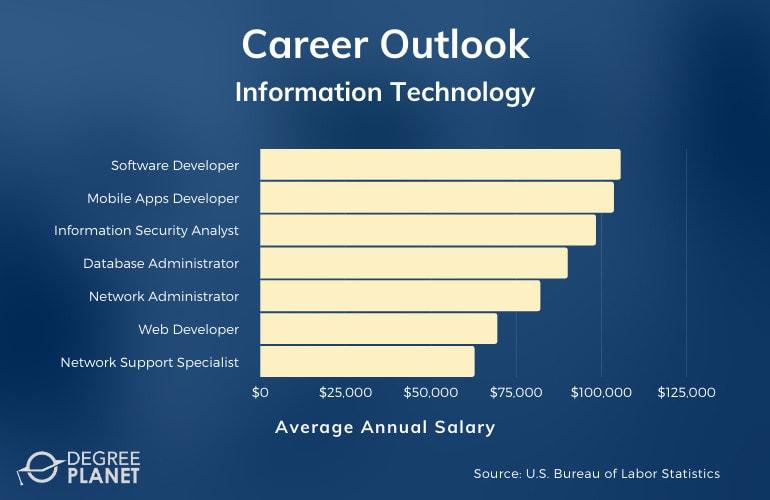 Associate's in IT Careers & Salaries