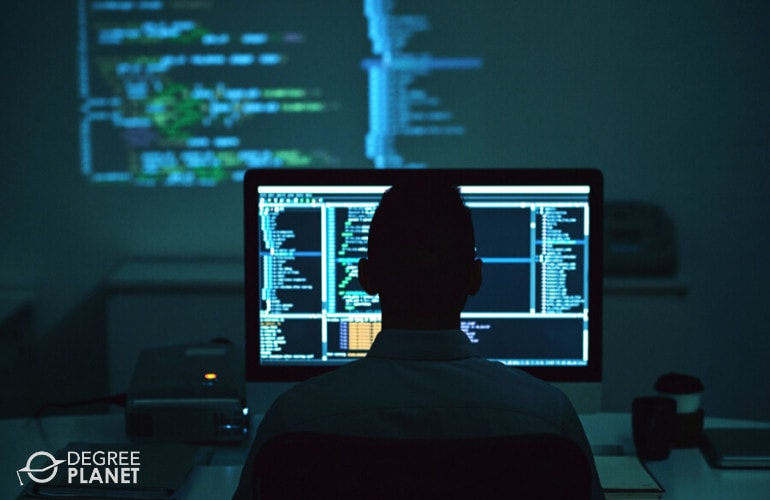 cyber security master's degree