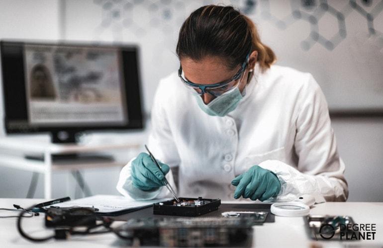 Forensic Computer Investigator