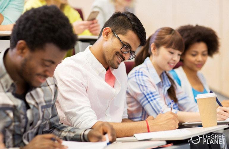 graduate programs professional experience