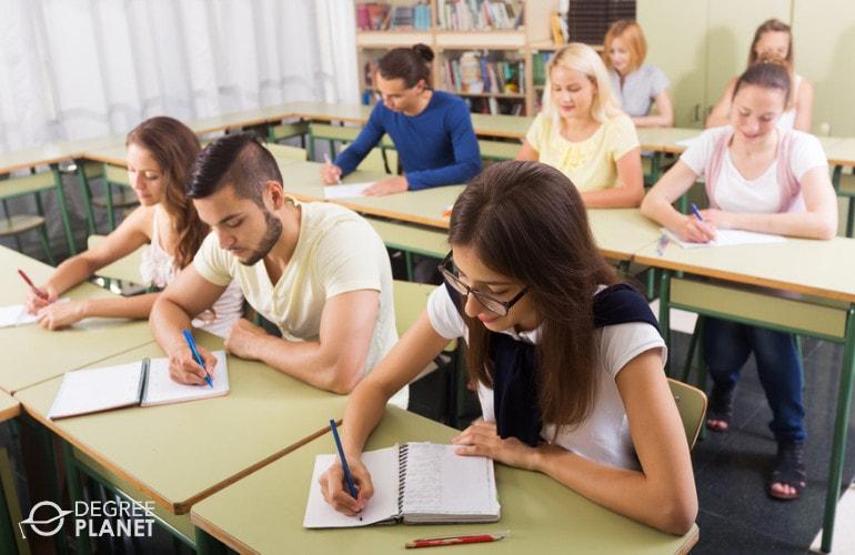 GRE or GMAT Exams