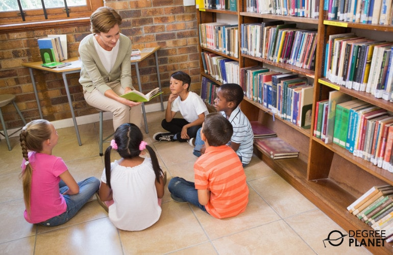 Online Masters in Early Childhood Education