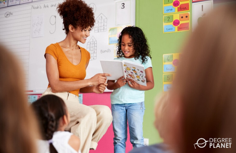 Online Masters in Elementary Education