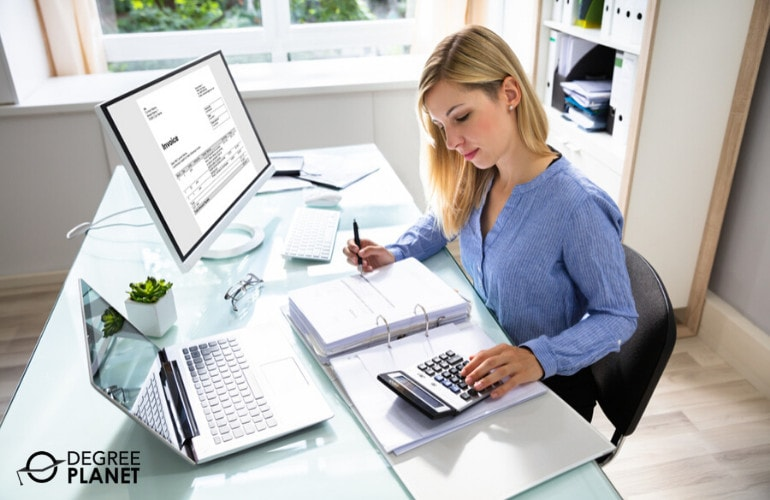accounting degree professionals