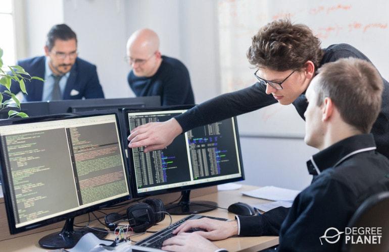 Computer Forensics Degree professionals