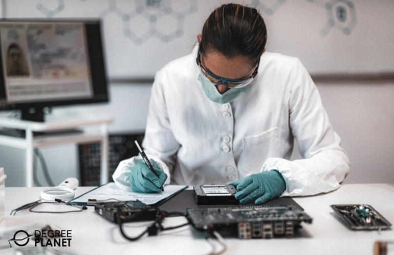 Digital Forensics Degree