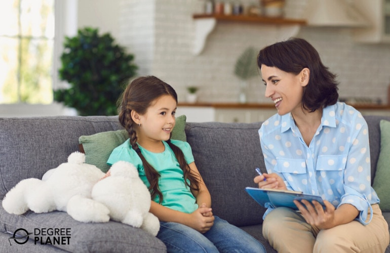 PhD in Child and Adolescent Psychology