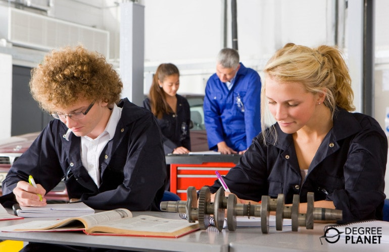 Trade Schools without High School Diploma