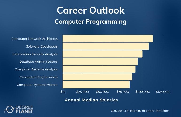 Computer Programming Careers & Salaries