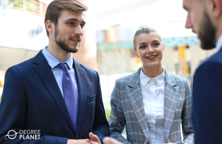 MBA in Marketing degree