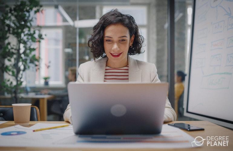 Online MBA in Marketing Program