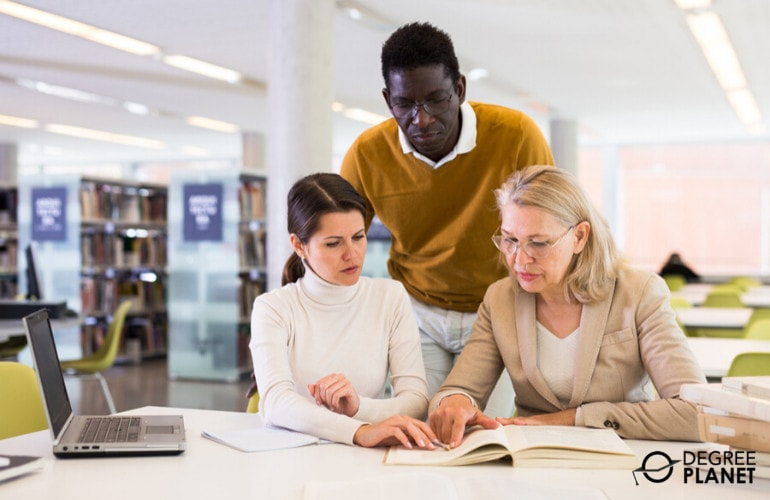 graduate programs and masters