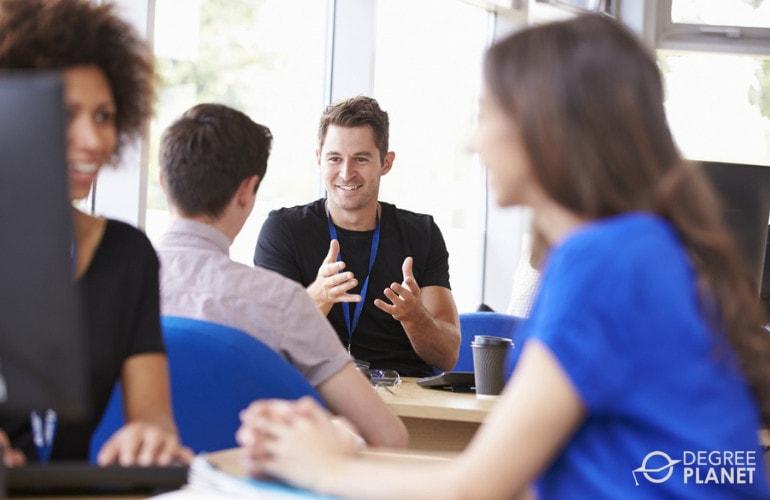 Graduate school acceptance rates