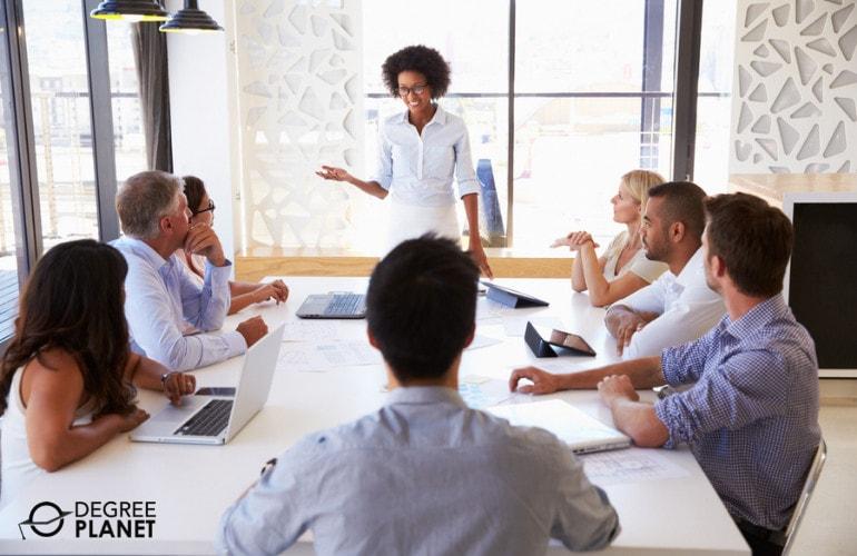 Online Masters in Public Relations Programs