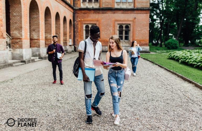 pursuing undergraduate degrees