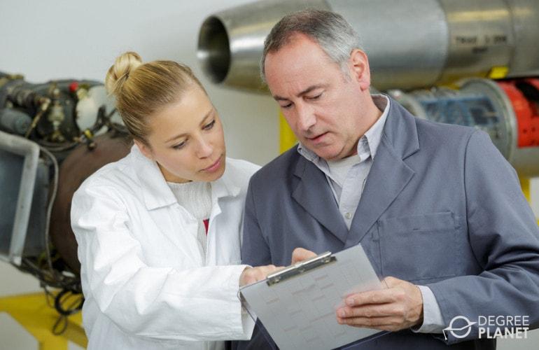 Aerospace and Aeronautical Engineering degrees