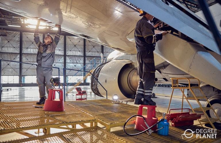 Aerospace Engineering major