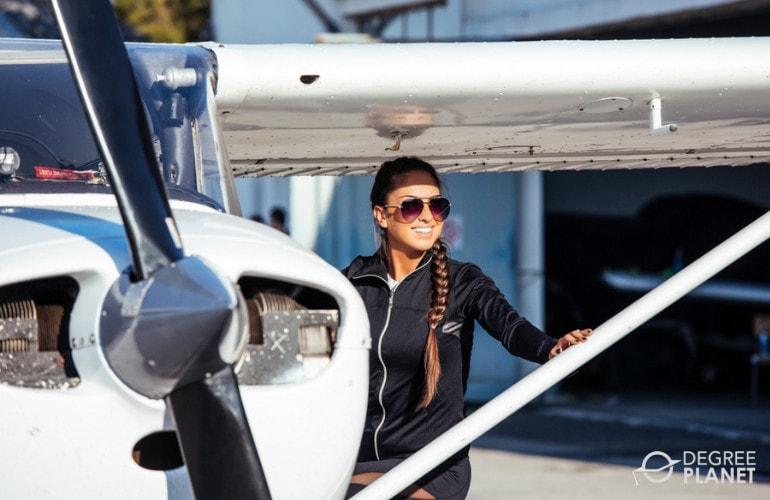 Aviation Degree career paths