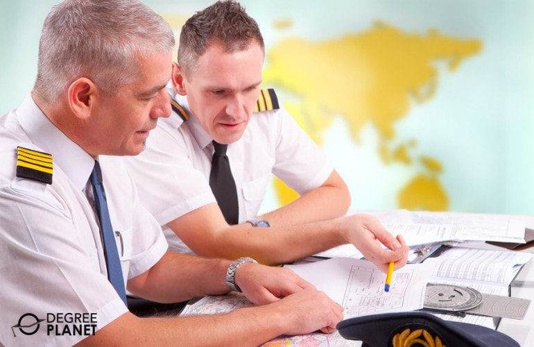Aviation Degree Online