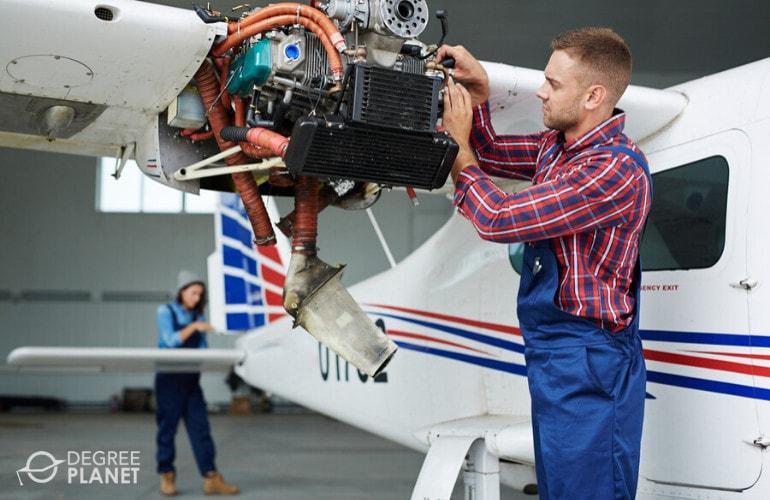 Aviation Maintenance bachelors degree