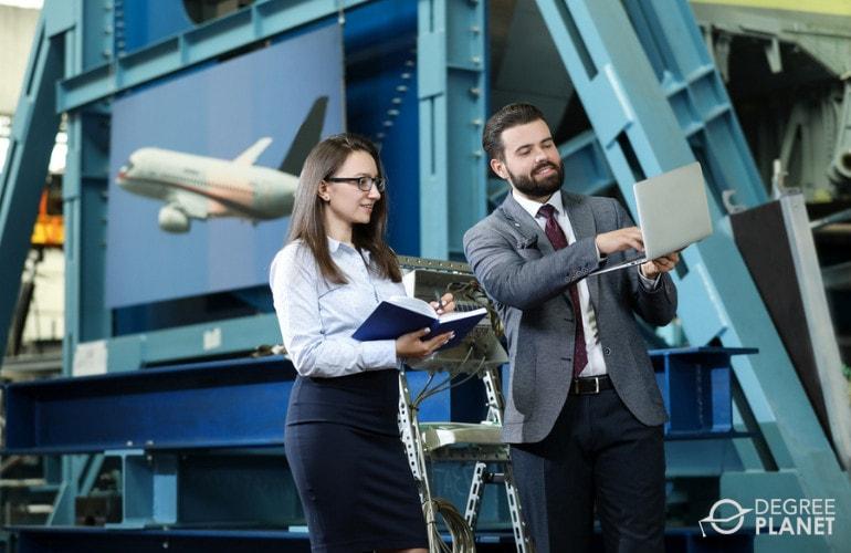 Aviation Management bachelors degree