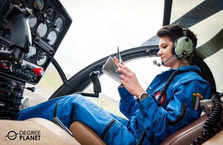 How Long Is Aviation School