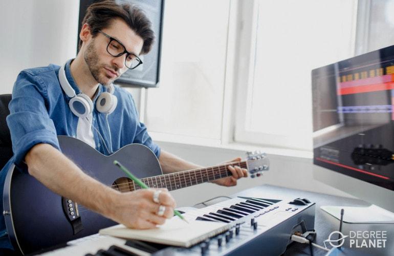 Bachelor of Music Online Curriculum