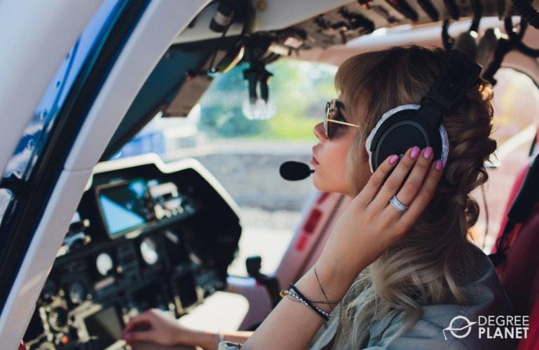 Bachelor's Degree in Aviation Program
