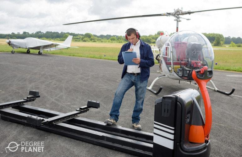 Bachelors in Aeronautics