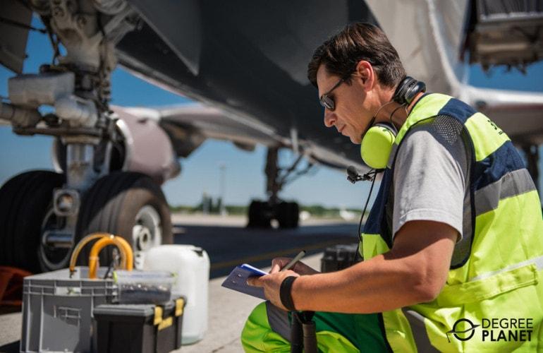 Bachelors in Aviation Maintenance