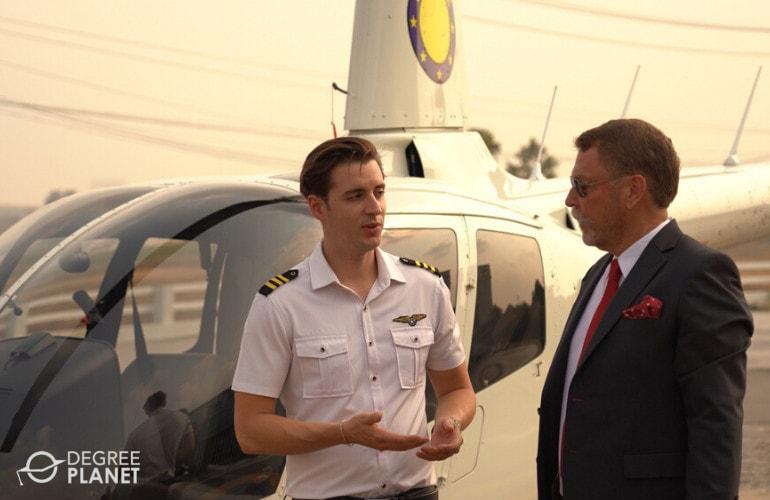 Bachelors in Aviation Management Degree Online