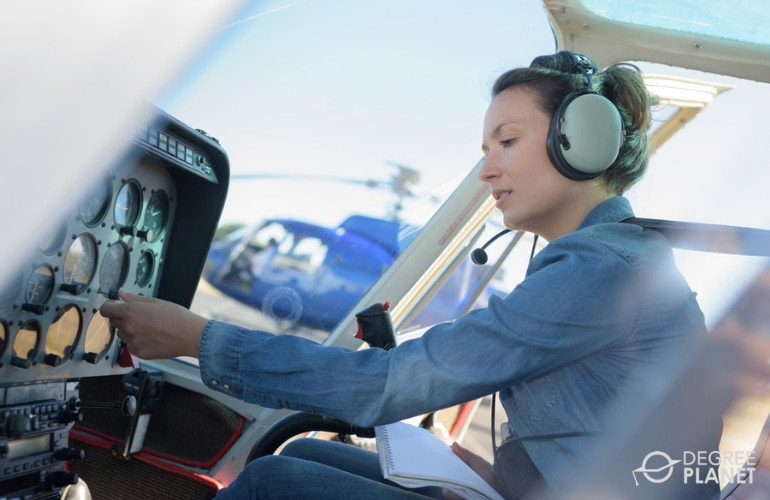 Bachelors in Aviation
