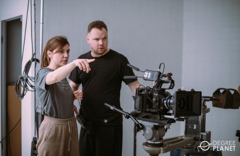 Cinematographers degree