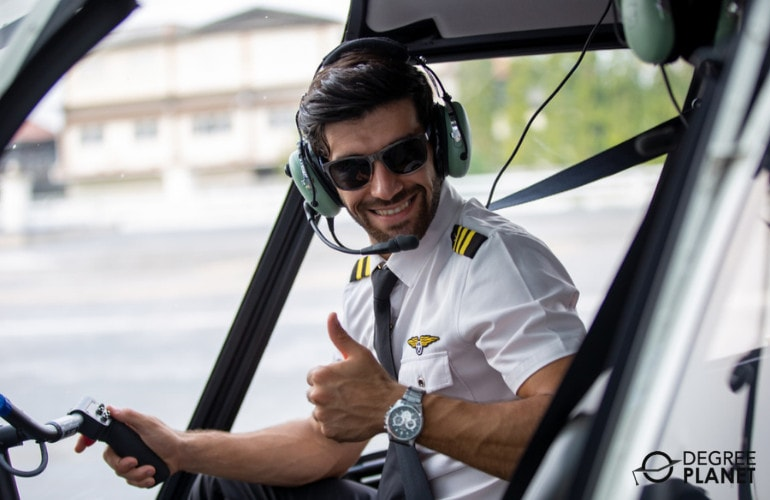 College Degree to Be a Pilot