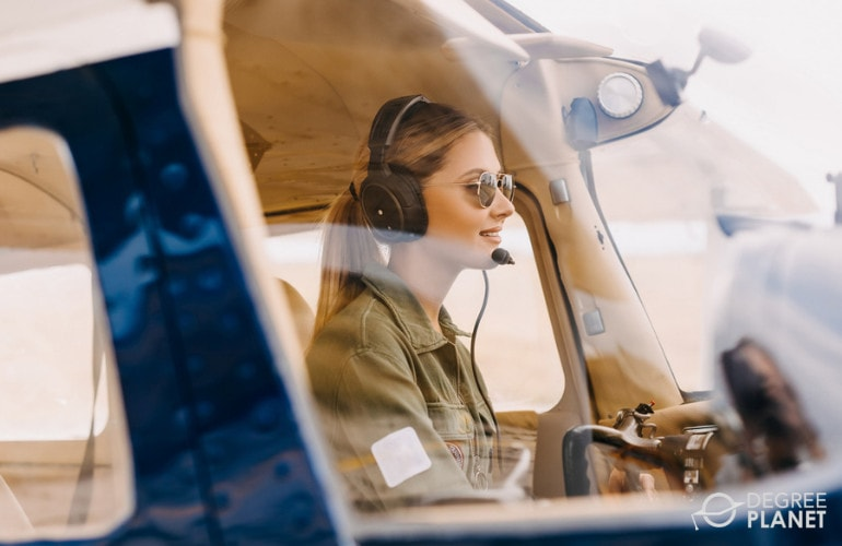 Degree To Be a Pilot