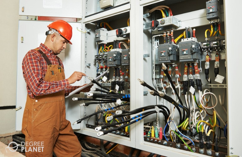 Electrical Engineering degrees