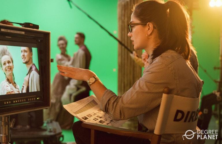 Online Cinematographers Degrees