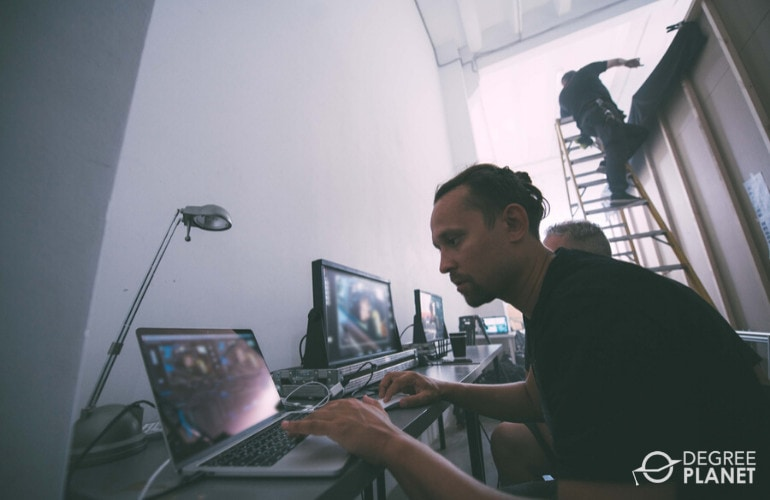 Online Cinematography Degree Program