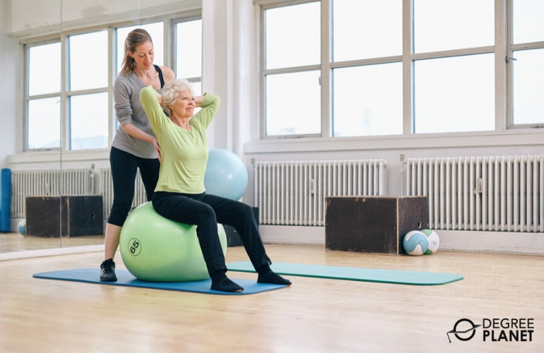 Physical Therapist skills